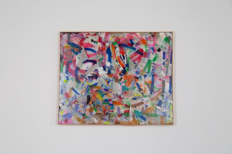 Tecnica mista su tela. 2019 / 74 x 60 cm   Mix media on canvas. 2019 / 27 x 23 inch