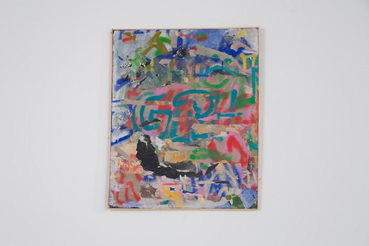 Tecnica mista su tela. 2019 / 60 x 74 cm   Mix media on canvas. 2019 / 23 x 29  inch
