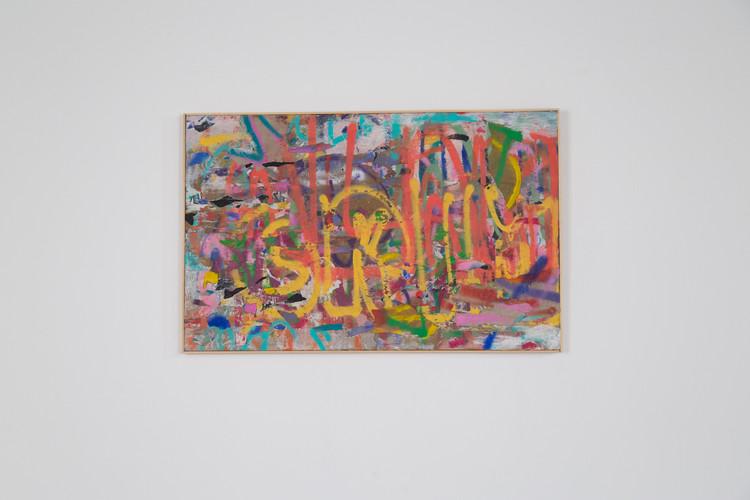 Tecnica mista su tela. 2019 / 80 x 50 cm   Mix media on canvas. 2019 / 31 x 19 inch