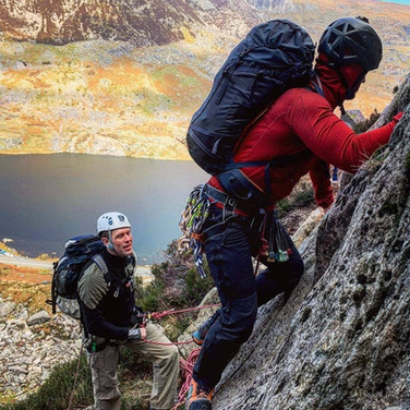 Mountaineering with Be Fearsome