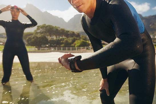 Always connected to your coach with Be Fearsome Triathlon Coaching