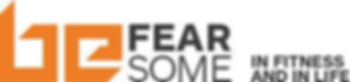 Be Fearsome Logo 3 - Personal Training,