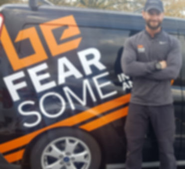 Tom Frearson - Head Coach and Founder of Be Fearsome