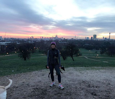 What a morning for Primrose Hill sprints