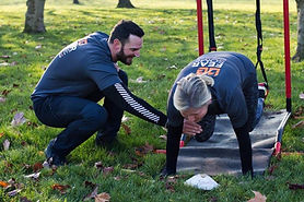 Personal Training Hyde Park with Be Fear