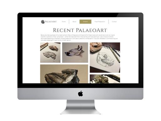 Shiny new website alert!