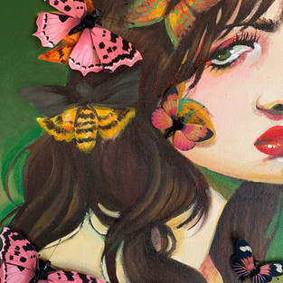 Givin' Me Butterflies