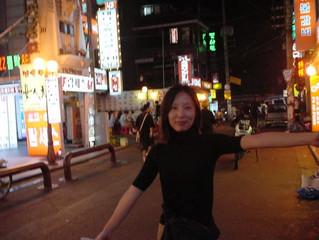 韓国語を習った→街角で口論人間へ