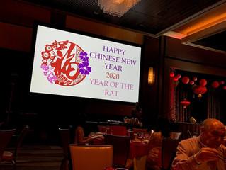 コロナウィルス騒ぎの中、中国の旧正月パーティーに参加することに