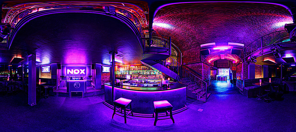 NOX Bar - Das Lokal