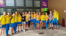 Юнацький Чемпіонат Європи. Рекорд України у кваліфікації