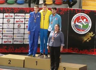 У Туреччині пройшов юніорський чемпіонат ABAF (відео).