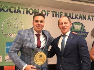 Михайло Кохан здобув перемогу в номінації «Зірка що сходить»