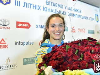 Інтерв'ю з Валерією Іваненко: «Перед юнацькою Олімпіадою були страх і неймовірне хвилювання!» (ФЛАУ)