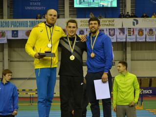 Другий день Чемпіонату України з легкої атлетики серед дорослих та молоді