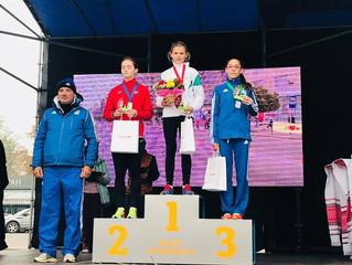 Результати чемпіонату України зі спортивної ходьби