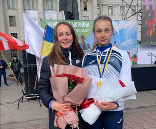 Зимовий чемпіонат України зі спортивної ходьби: новий рекорд України!