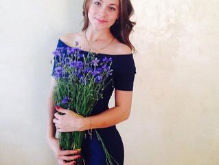 Вітаємо з днем народження Олену Борисюк!