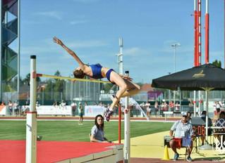 Чемпіонат України серед юнаків. Новий рекорд у висоті та виконані нормативи на Чемпіонат Європи