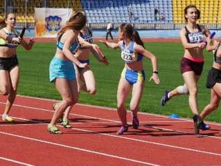 Чемпіонат України з естафетного бігу