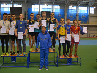 Завершився Чемпіонат України з легкої атлетики серед юнаків. Результати + Фото