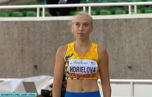 Горєлова Марія бронзова призерка чемпіонату світу