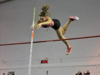 Чемпіонат України серед юнаків: новий рекорд U16 зі стрибків з жердиною.