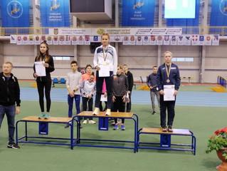 Другий день юніорського чемпіонату України.