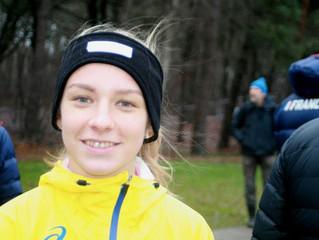 Іванна Кух посіла 75-е місце на чемпіонаті Європи з кросу (ФЛАУ)