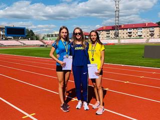 У Луцьку стартував чемпіонат України серед юніорів.