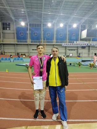 Другий день юнацького чемпіонату України