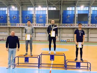 У Сумах завершилися змагання в приміщенні: коментар Максима Кузіна.