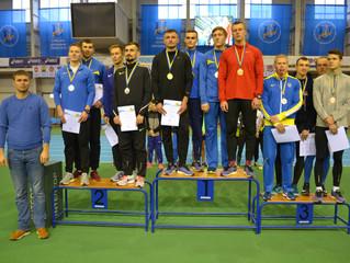 Завершився Чемпіонат України-2019 у приміщенні серед дорослих та молоді