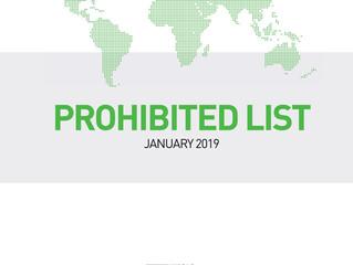 До уваги спортсменів! Оприлюднено перелік заборонених речовин та методів на 2019 рік
