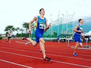Сумські атлети з медалями молодіжного чемпіонату України