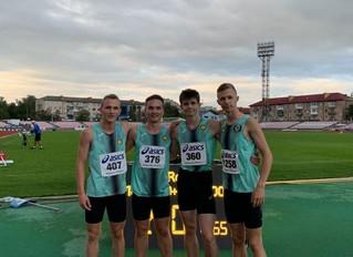 Юнацький чемпіонат України завершено!