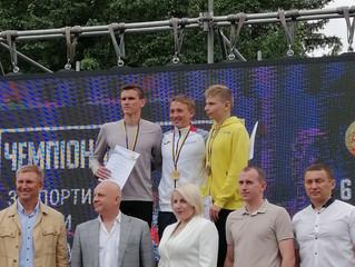 Микола Рущак - чемпіон України U23