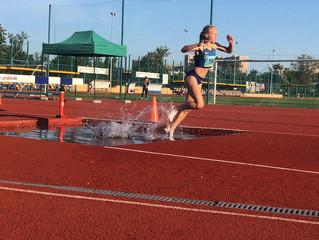 """""""Це був мій перший старт на дистанції 2000 м"""" - Катерина Онісімова"""