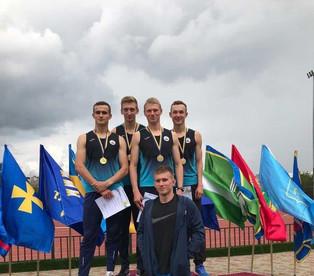 Завершився чемпіонат України з легкої атлетики U23