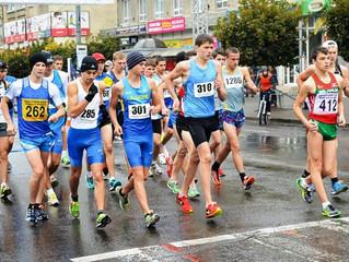 Результати другого дня чемпіонату України зі спортивної ходьби