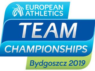 Склад збірної України на командний чемпіонат Європи-2019