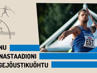 Олександр Соколов тріумфує вЕстонії.