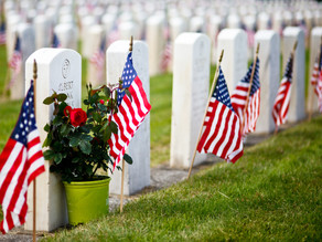 Ways to Honor Our Fallen Heroes this Memorial Day