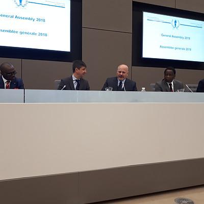 Signature de l'accord d'affiliation avec la Fédération des Barreaux d'europe