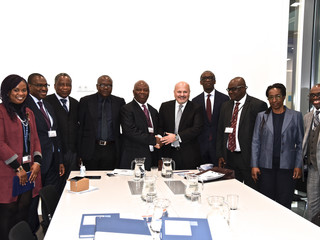 Signature d'un accord d'affiliation entre l'ABCPI et l'African Bar Association