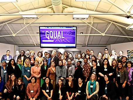 ICCBA signs GQUAL Action Plan for gender parity in international representation