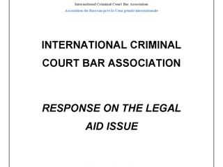ABCPI - Résponse au document de discussion du greffe sur l'aide juridique