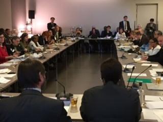 SIDE EVENT: Introduction à l'Association du Barreau de la CPI à la 14ème Assemblée de l'Asso