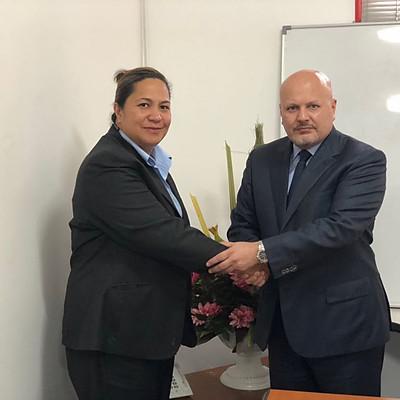 Rencontre avec le Fiji Law Society