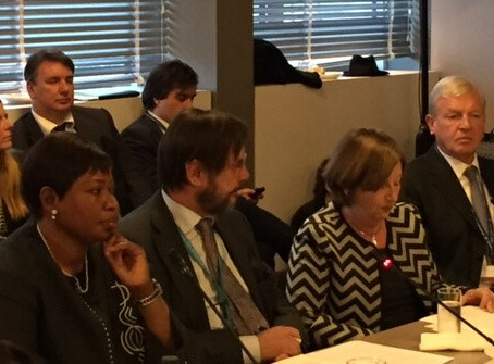 'Introduction to the ICCBA' Side Event at the 14th Assembly of States Parties